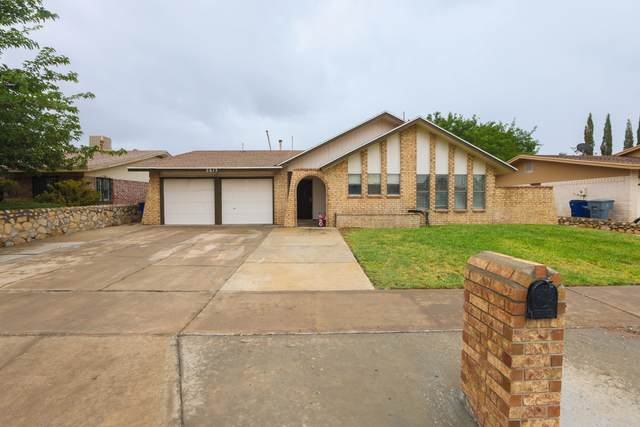 2612 Anise Drive, El Paso, TX 79936 (MLS #848283) :: Red Yucca Group