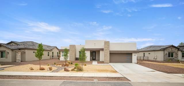 5889 Valle Sonar Avenue, El Paso, TX 79932 (MLS #848284) :: Preferred Closing Specialists