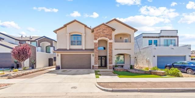 1295 Sun Kings Street, El Paso, TX 79928 (MLS #848298) :: Jackie Stevens Real Estate Group