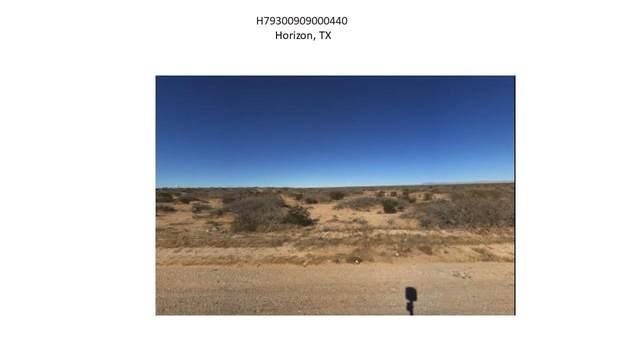 Address Not Published, Horizon City, TX 79928 (MLS #848304) :: The Matt Rice Group