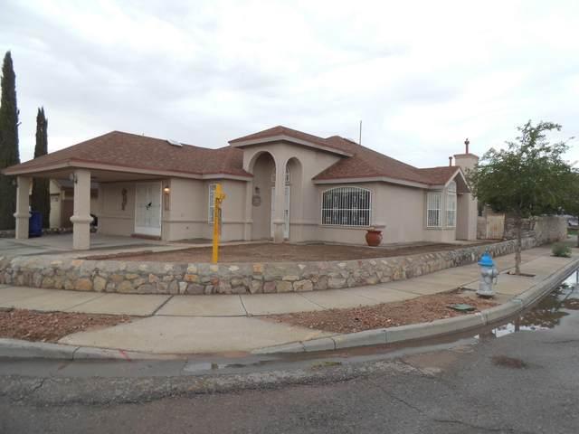 3300 Chickasaw, El Paso, TX 79936 (MLS #848309) :: Preferred Closing Specialists