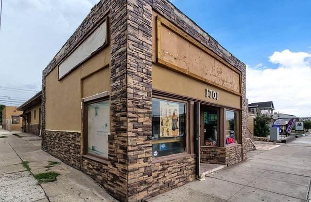 1701 Montana Avenue, El Paso, TX 79902 (MLS #848316) :: The Purple House Real Estate Group