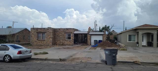 3524 Idalia Avenue, El Paso, TX 79930 (MLS #848321) :: Red Yucca Group