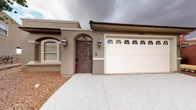14021 Red Deer Rock Drive, El Paso, TX 79938 (MLS #848322) :: Preferred Closing Specialists