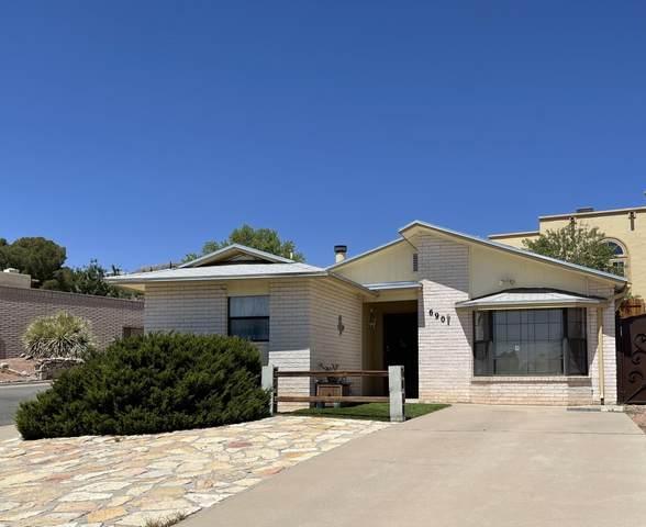 6901 Ridge Top Drive, El Paso, TX 79904 (MLS #848348) :: Mario Ayala Real Estate Group