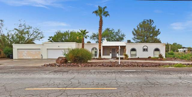 763 W Borderland Road, El Paso, TX 79932 (MLS #848351) :: The Matt Rice Group