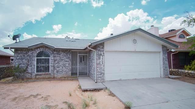 3469 Broken Arrow Drive, El Paso, TX 79936 (MLS #848356) :: Preferred Closing Specialists