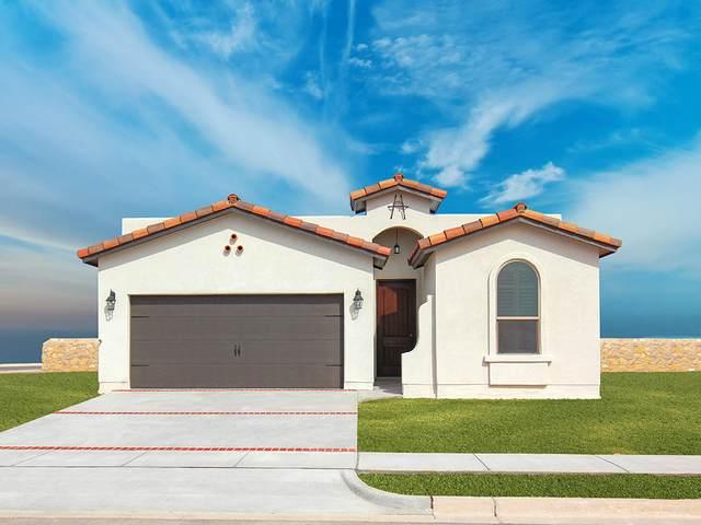 12801 Woolstone Drive, El Paso, TX 79928 (MLS #848367) :: Red Yucca Group