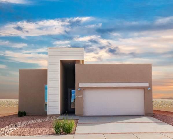 12805 Woolstone Drive, El Paso, TX 79928 (MLS #848368) :: Red Yucca Group
