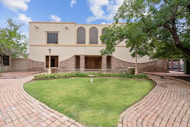625 W Yandell Drive, El Paso, TX 79902 (MLS #848375) :: Jackie Stevens Real Estate Group