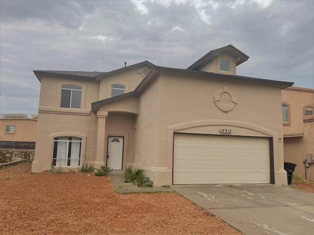 12212 Holy Springs Court, El Paso, TX 79928 (MLS #848394) :: Red Yucca Group