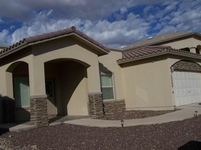 14369 North Cave Drive, El Paso, TX 79938 (MLS #848396) :: Preferred Closing Specialists