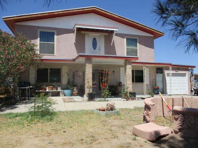 9630 Farrell Road, El Paso, TX 79927 (MLS #848412) :: The Purple House Real Estate Group