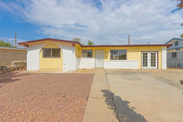 253 Maricela Drive, El Paso, TX 79915 (MLS #848413) :: Preferred Closing Specialists