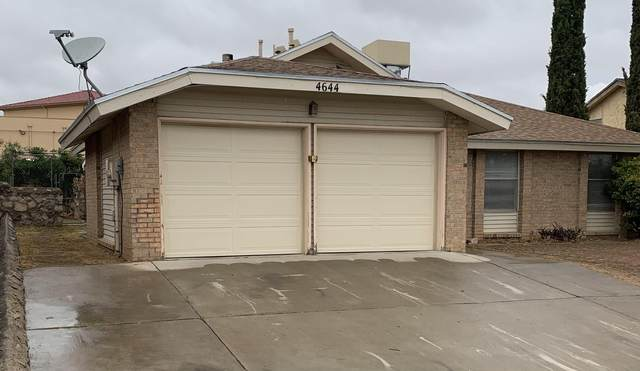 4644 Round Rock Drive, El Paso, TX 79924 (MLS #848435) :: Red Yucca Group
