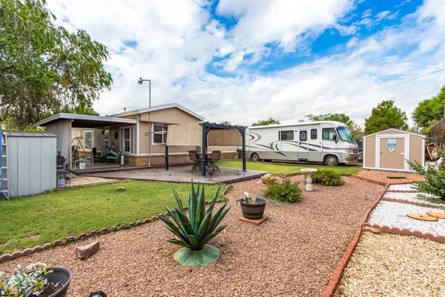 375 Arroyo Grande Drive, El Paso, TX 79932 (MLS #848451) :: Mario Ayala Real Estate Group