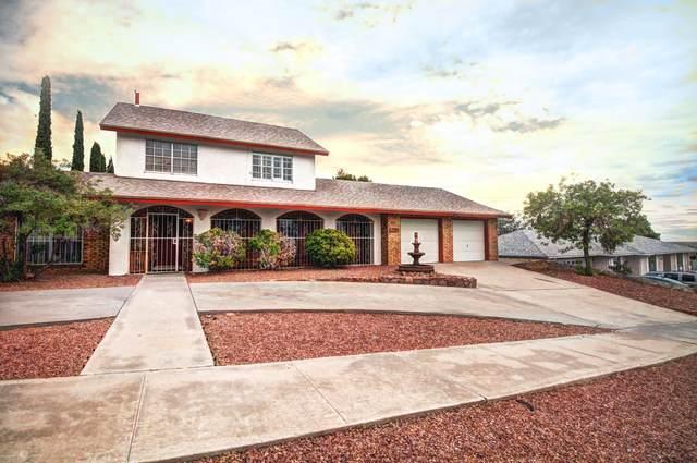 6224 Los Altos Drive, El Paso, TX 79912 (MLS #848453) :: Red Yucca Group