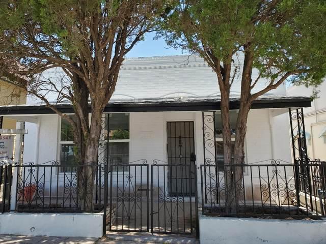 1212 N Campbell Street, El Paso, TX 79902 (MLS #848461) :: Red Yucca Group