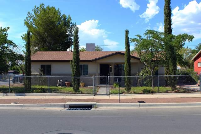 209 E Borderland Road, El Paso, TX 79932 (MLS #848468) :: Mario Ayala Real Estate Group