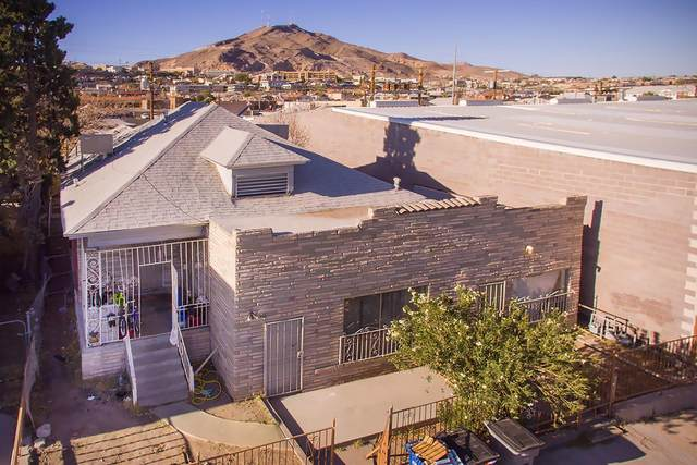 1615 Wyoming Avenue, El Paso, TX 79902 (MLS #848487) :: The Purple House Real Estate Group