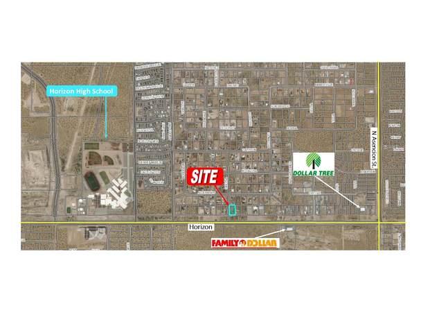 0 Horizon Boulevard, Clint, TX 79836 (MLS #848493) :: The Matt Rice Group