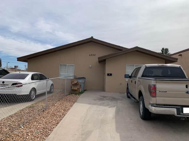 6350 Geiger Avenue, El Paso, TX 79905 (MLS #848505) :: Mario Ayala Real Estate Group
