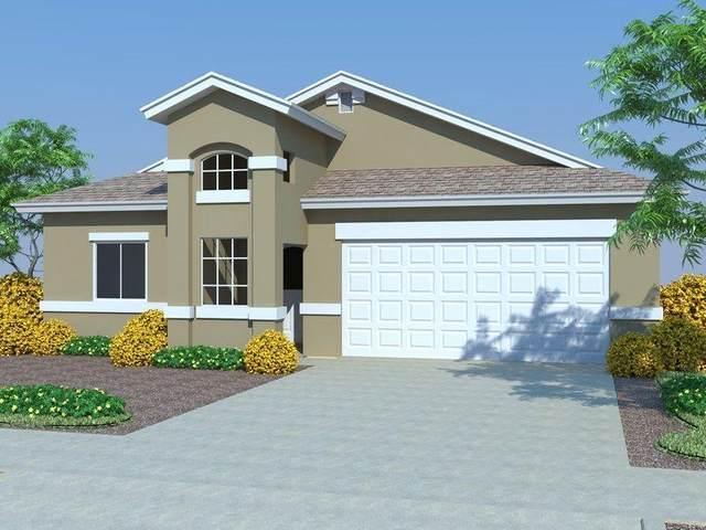 12943 Aberdare Drive, El Paso, TX 79928 (MLS #848520) :: The Matt Rice Group