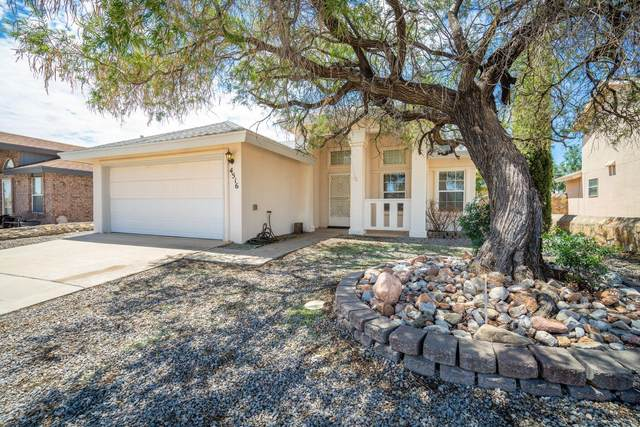 4516 Loma Canada Court, El Paso, TX 79934 (MLS #848525) :: Red Yucca Group