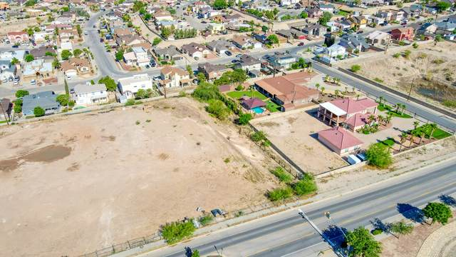 1025 E Loma Verde Drive, El Paso, TX 79936 (MLS #848543) :: Red Yucca Group