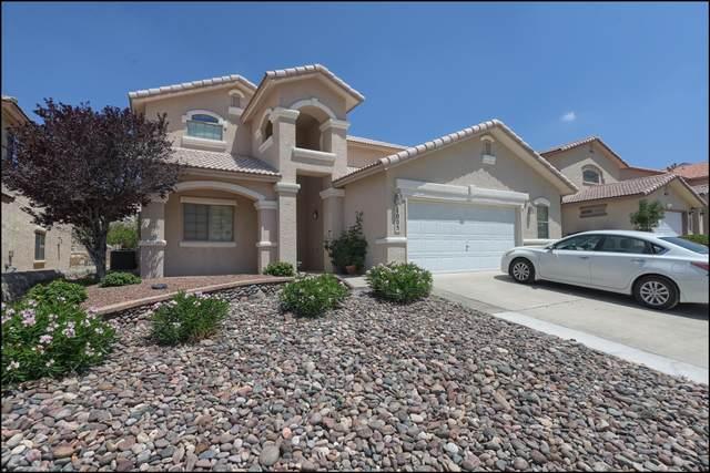 1005 Via Descanso Drive, El Paso, TX 79912 (MLS #848551) :: Red Yucca Group