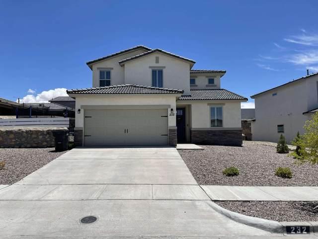 232 Ulshaw Street, El Paso, TX 79928 (MLS #848552) :: Red Yucca Group