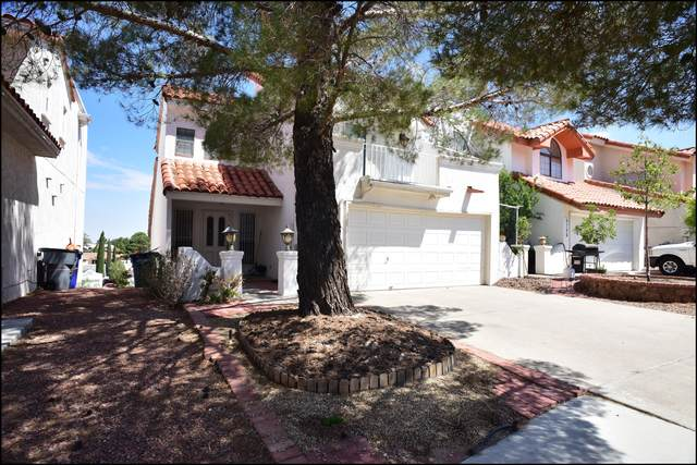 6208 Escondido Drive, El Paso, TX 79912 (MLS #848559) :: Preferred Closing Specialists