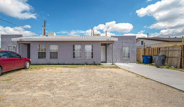 5849 Woodrow Bean Transmountain, El Paso, TX 79924 (MLS #848590) :: The Matt Rice Group