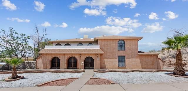 4609 Memphis Avenue, El Paso, TX 79903 (MLS #848599) :: Red Yucca Group