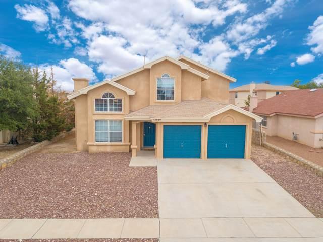 12640 Tierra Tigre Avenue, El Paso, TX 79938 (MLS #848605) :: Preferred Closing Specialists