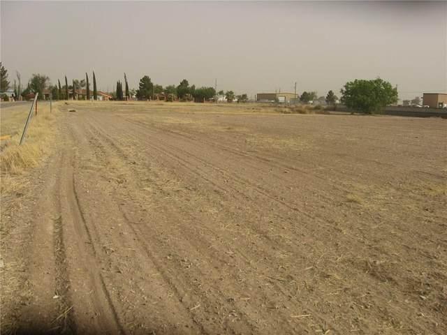 TBD 706615 Alameda Avenue, Socorro, TX 79927 (MLS #848625) :: Preferred Closing Specialists