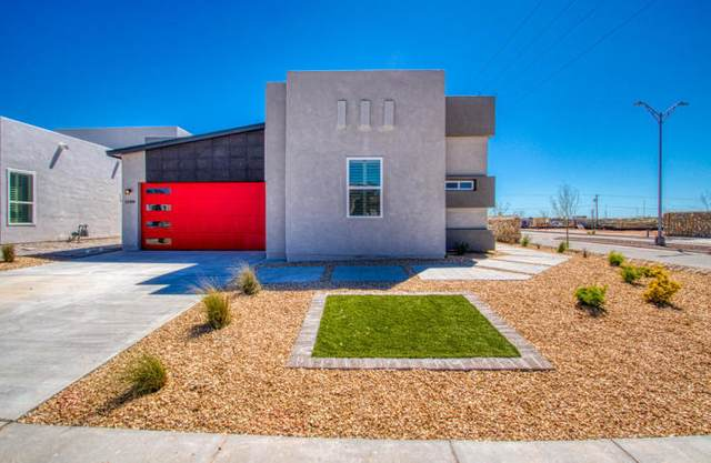 12328 Desert Pine Avenue, El Paso, TX 79938 (MLS #848631) :: Red Yucca Group