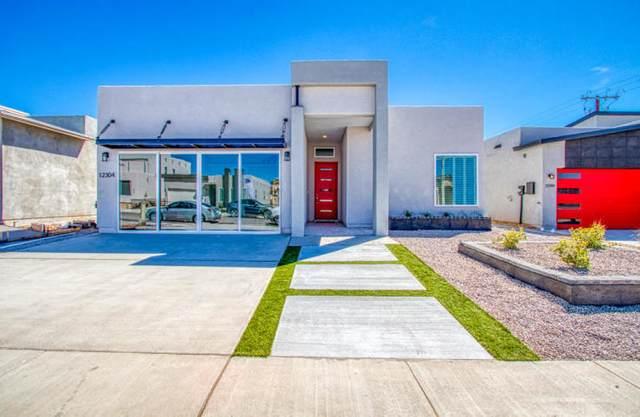210 Ballyhaugh, El Paso, TX 79938 (MLS #848632) :: Red Yucca Group