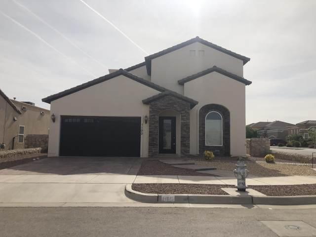 1100 Andrews, El Paso, TX 79928 (MLS #848660) :: Preferred Closing Specialists