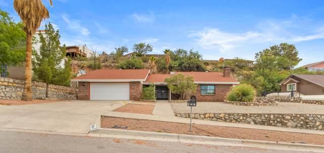 3241 Zion Lane, El Paso, TX 79904 (MLS #848668) :: Preferred Closing Specialists