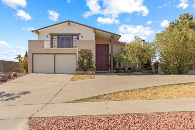 6848 Pino Real Drive, El Paso, TX 79912 (MLS #848680) :: Red Yucca Group