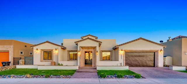 2024 Hacienda Sol Drive, Sunland Park, NM 88063 (MLS #848681) :: Mario Ayala Real Estate Group
