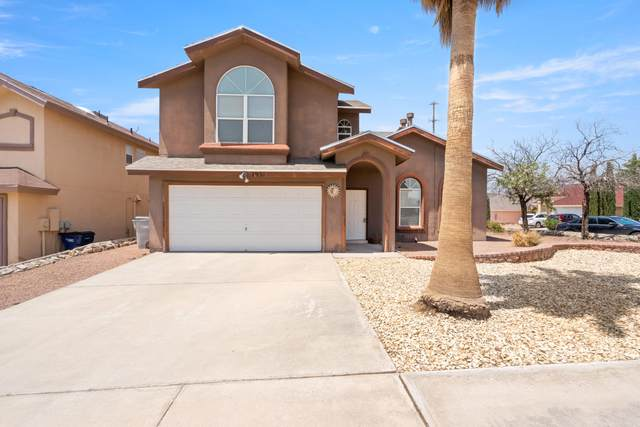 7931 Crescent Moon Court, El Paso, TX 79932 (MLS #848682) :: Red Yucca Group