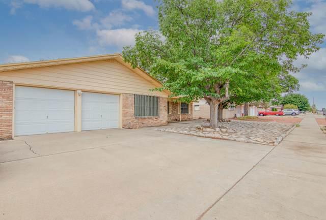 3328 Wedgewood Drive, El Paso, TX 79925 (MLS #848689) :: Preferred Closing Specialists