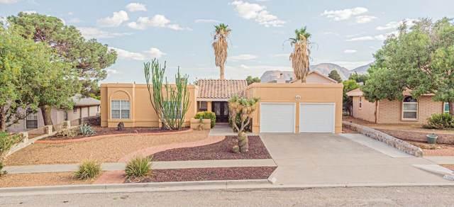 4368 Loma De Oro Drive, El Paso, TX 79934 (MLS #848692) :: Red Yucca Group