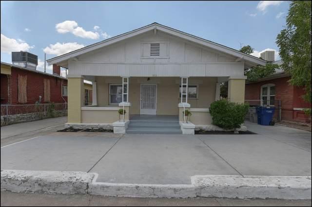 3810 Hueco Avenue, El Paso, TX 79903 (MLS #848696) :: Red Yucca Group
