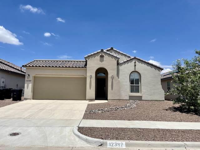 12397 Knightsbridge Drive, El Paso, TX 79928 (MLS #848704) :: Red Yucca Group