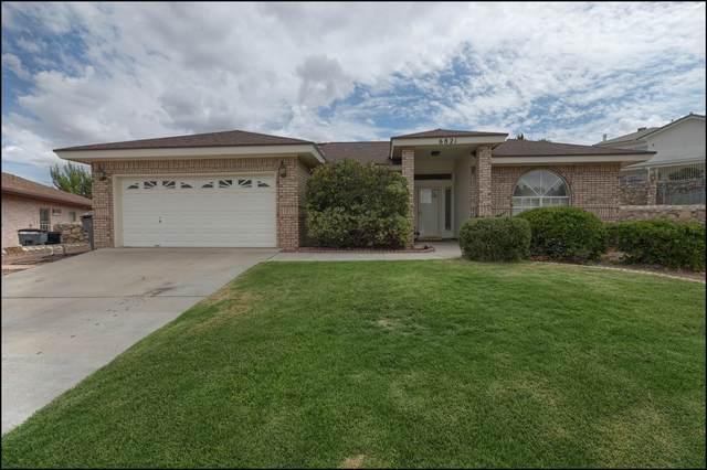 6821 Whisper Canyon Drive, El Paso, TX 79912 (MLS #848727) :: Preferred Closing Specialists