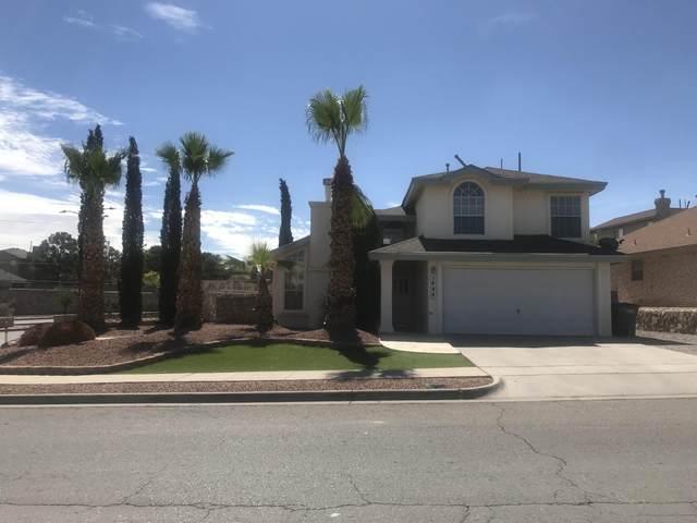 1444 John Phelan Drive, El Paso, TX 79936 (MLS #848730) :: Preferred Closing Specialists