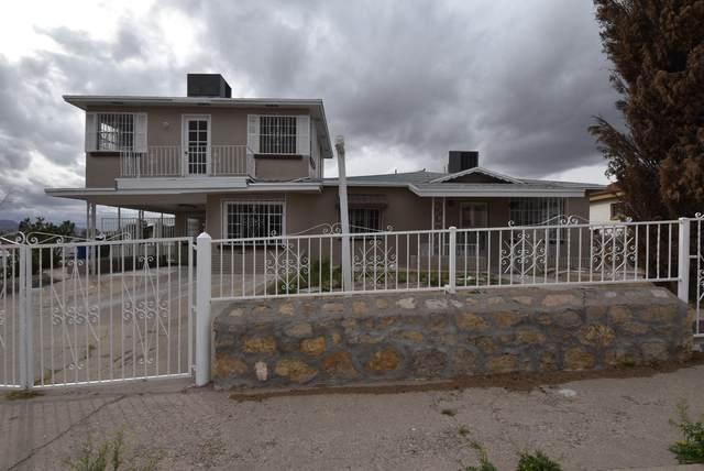 2101 Howze Street, El Paso, TX 79903 (MLS #848740) :: Red Yucca Group